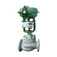 Regulating valve is mainly used to regulate the flow of working medium