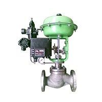 Corrosion resistance of control valve